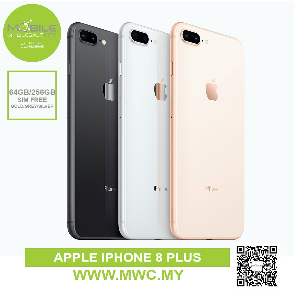 (NEW) APPLE IPHONE 8 PLUS 64GB 256GB  dd6da8b629