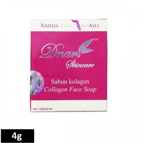 DNars Collagen Face Soap 4g