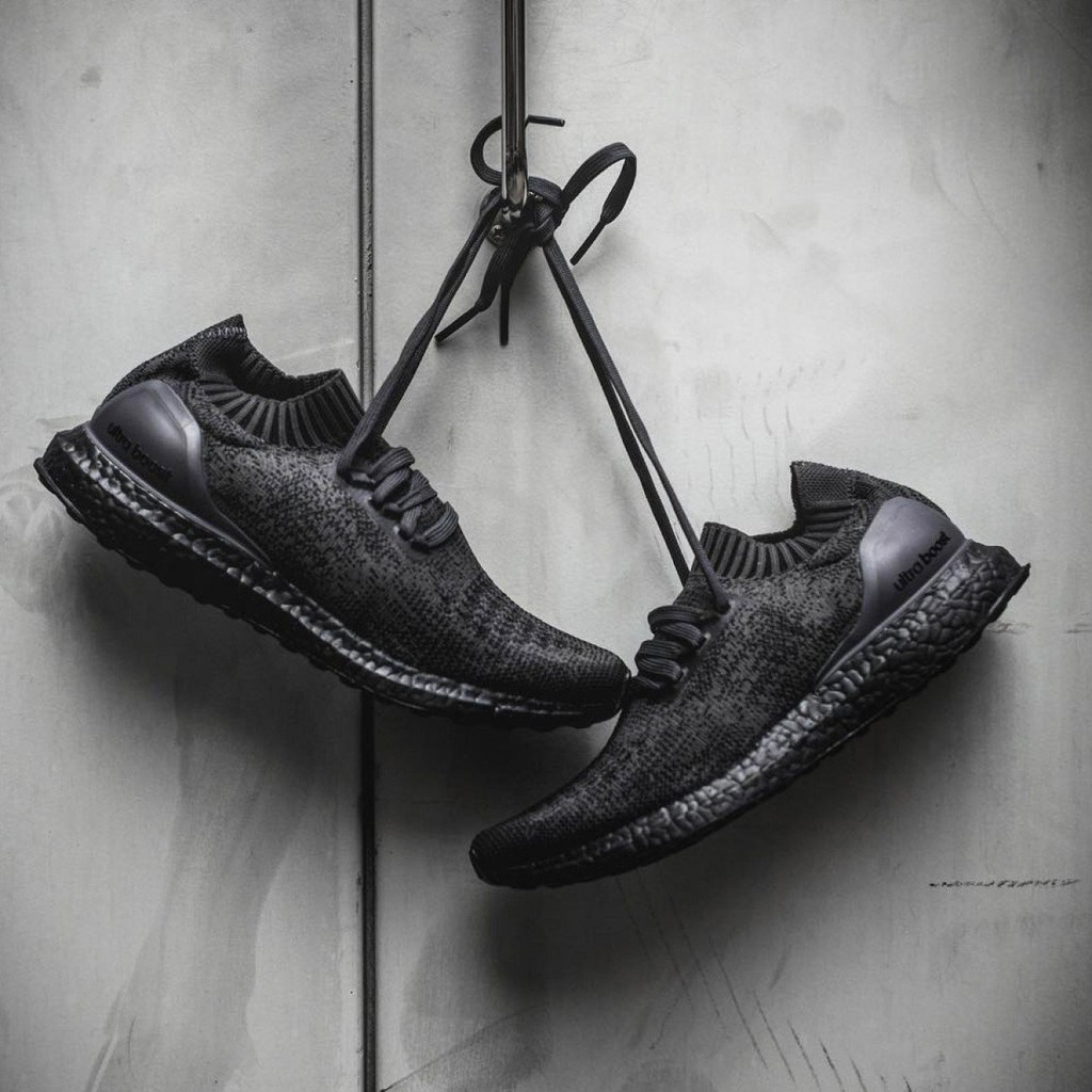 11b7639b ProductImage. ProductImage. Original Adidas Ultra Boost Uncaged 'Triple  Black'