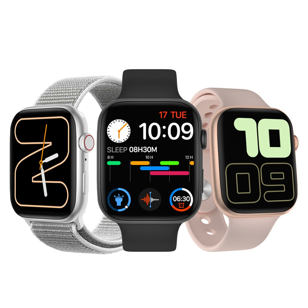 FK99 Smart Watch 1.75 Full Screen Bluetooth Call Hearth Rate Blood Pressure Blood Oxygen Sleep Monitor Fitness Tracker Multiple Movement Modes Smartwatch | Shopee Malaysia