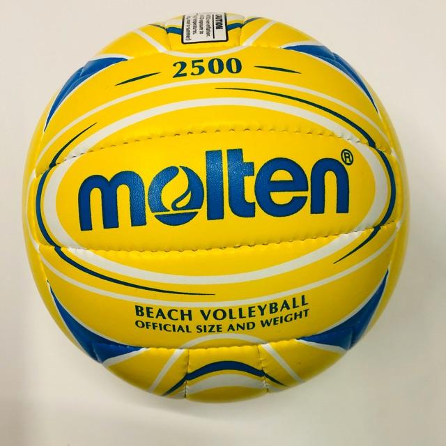 !! ORIGINAL MOLTEN BEACH VOLLEYBALL !!