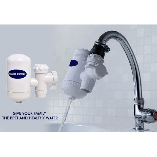 MALAYSIA AYU🌹PENAPIS AIR DI KEPALA PAIP SINKI / Hi-Tech Ceramic Cartridge Water Purifier Filter