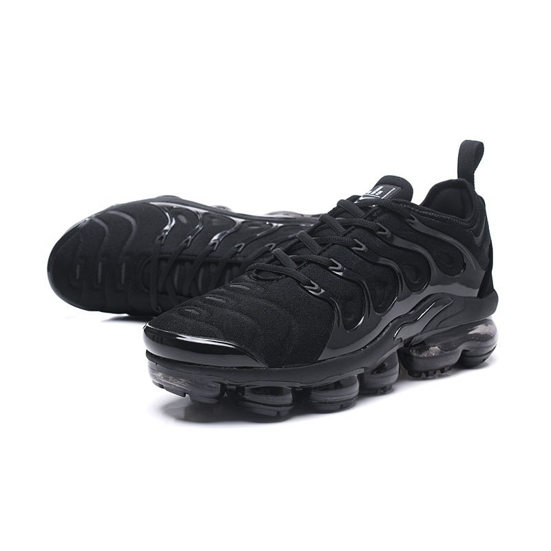 half off fa724 3ad1b Nike Men's Air VaporMax TN 2018 Plus Running Shoes Black