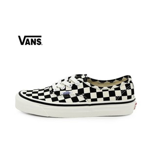 vans men's and women's casual shoes classic black and