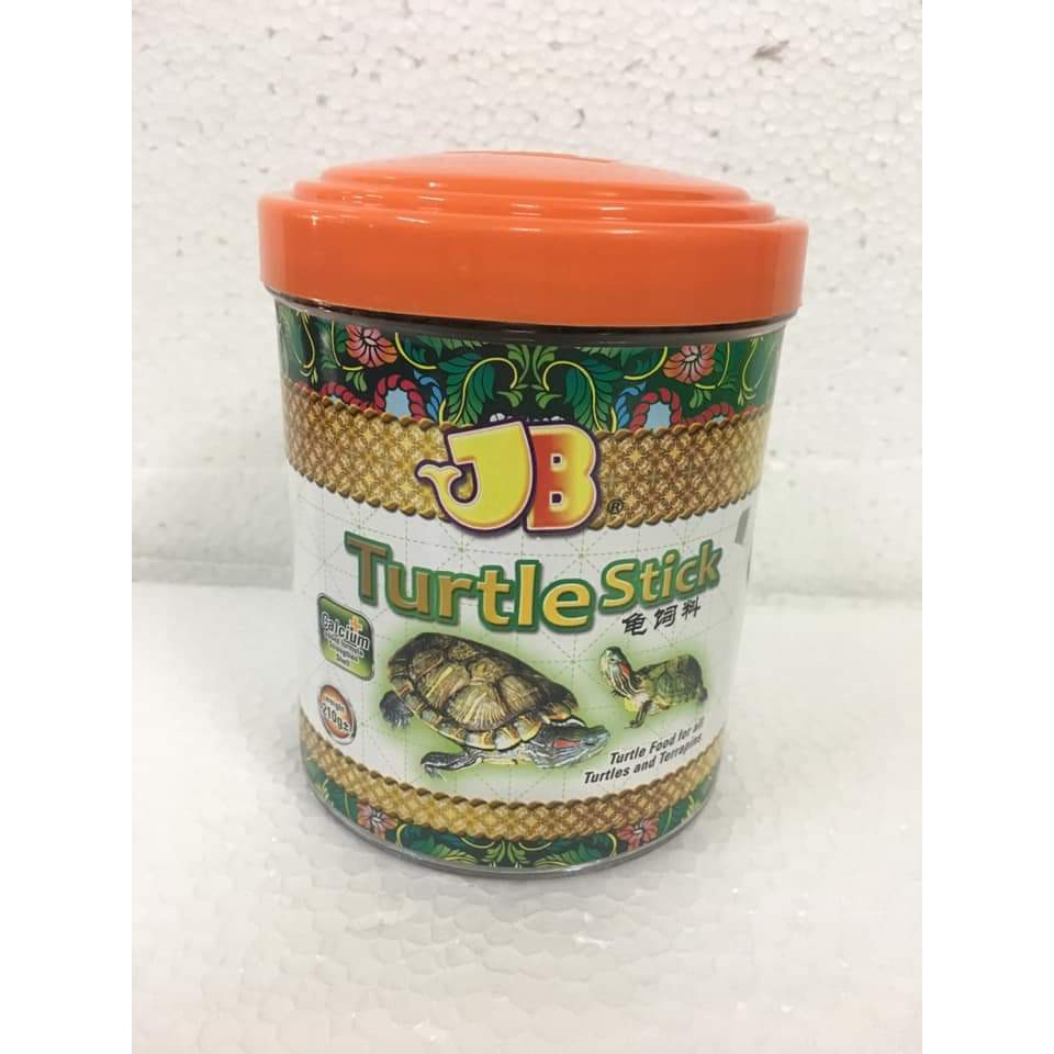 JB Turtle Food Stick / Makanan Kura-Kura Size:210g