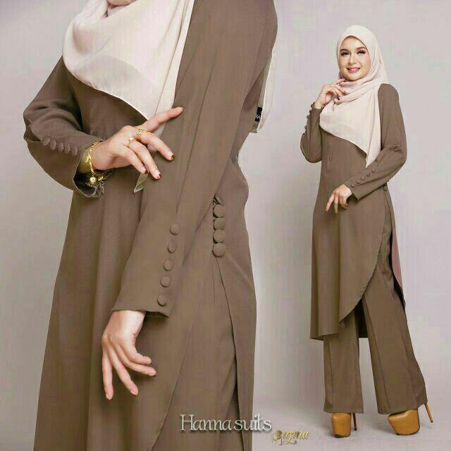 Fesyen jubah terkini online dating