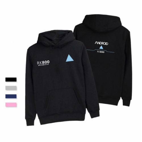 80514f655 Detroit: Become Human Connor RK800 Hoodie Unisex Sweatshirt Sweater ...