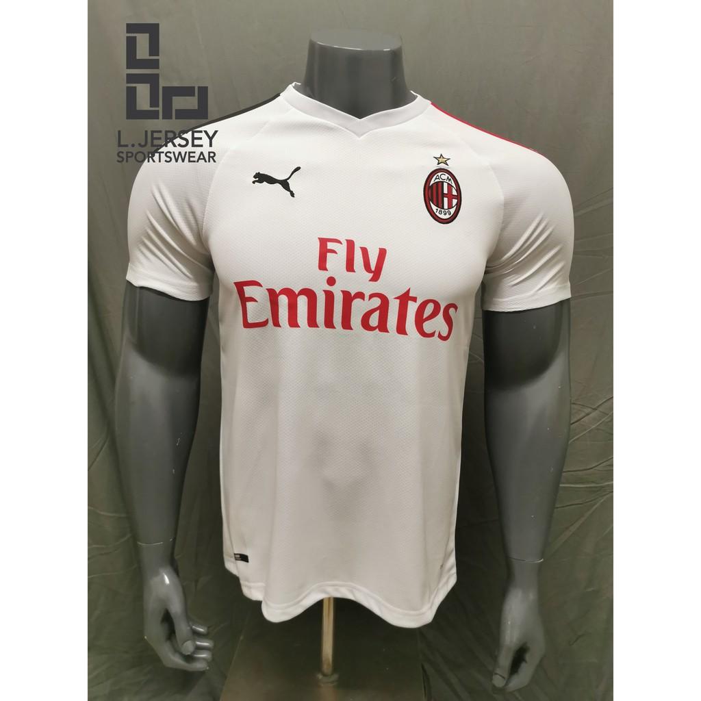 AC Milan Men Away Season 19/20 Fans Jersey