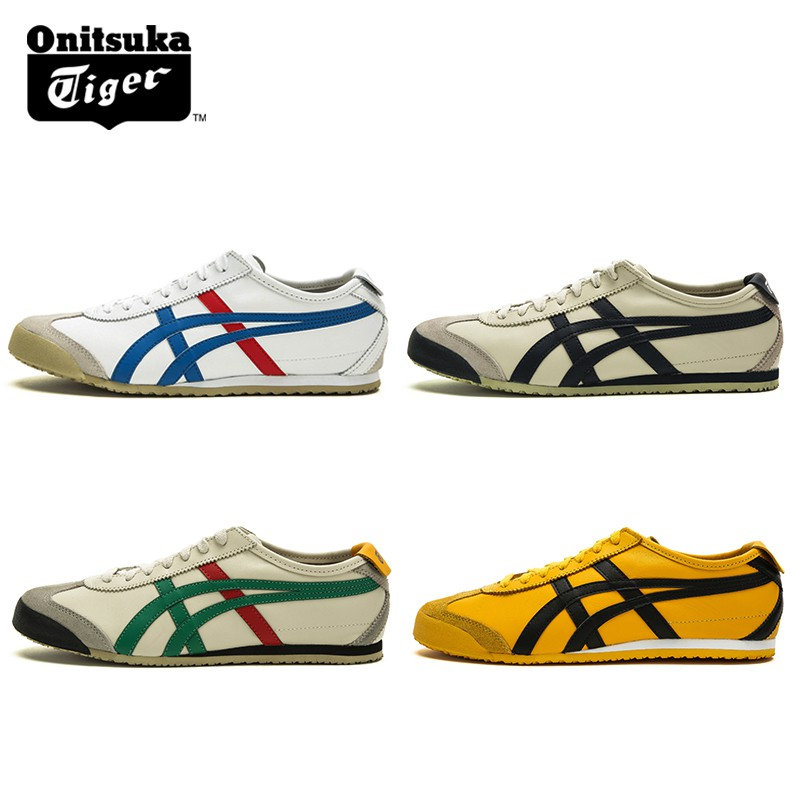 quality design 3d581 7f551 4 Colors Original Onitsuka Tiger Asics Men Women Sneakers Unisex Sports  Shoes