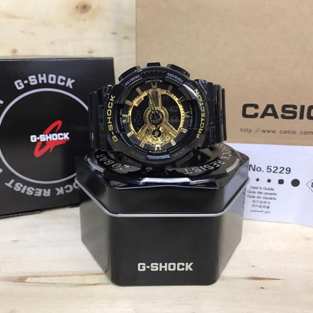 H S Casio G Shock GA-110 1 1 Copy Ori Warranty 12 Months ( Gshock Full Set  )  c9c864ac48