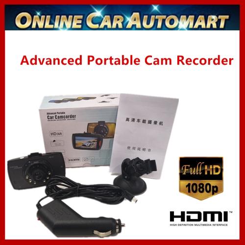 HD DVR Advance Portable Car Camcorder Dash Cam Driving Recorder
