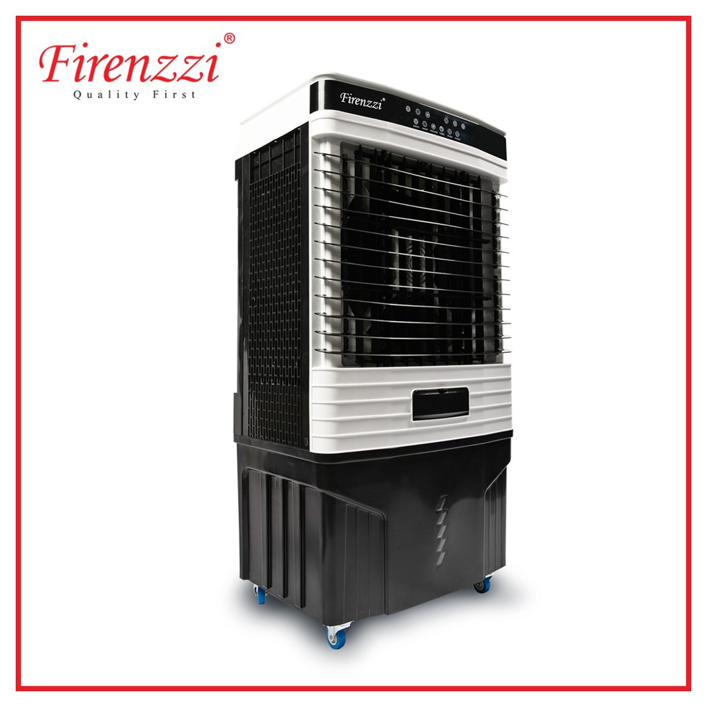 Firenzzi Extreme High 9000m3/hr Air Flow Commercial / Home Air Cooler FAC-1890 With Remote Control & Anion