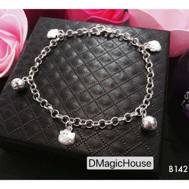 c6adfa04f ProductImage. Hello Kitty Women Silver Bracelets / Baby Bracelets & Anklets