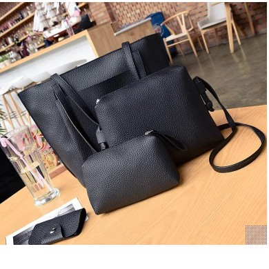Women Fashion Set Bags  Shoulder bag/ Sling Bag / Pouch Bag / Card Holder #Beg Wanita