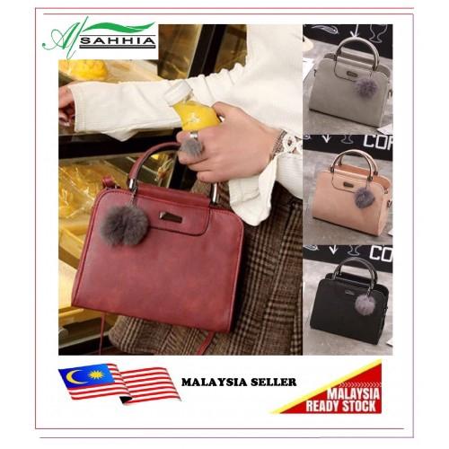 d4245c32a Ready Stock Kawaii Cute Pretty Bow Hello KT PU Handbag Kid Girls Bag Sling  Beg | Shopee Malaysia