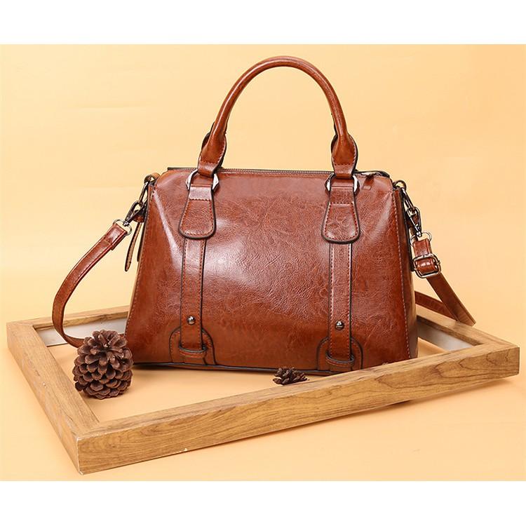 a9fc2852079 New Luxury Women Bags Designers Handbags Vintage Leather Handbag Ladies  Hand Bag