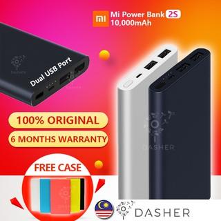 Xiaomi Dual Usb Port Mi Powerbank 10000Mah Power Bank