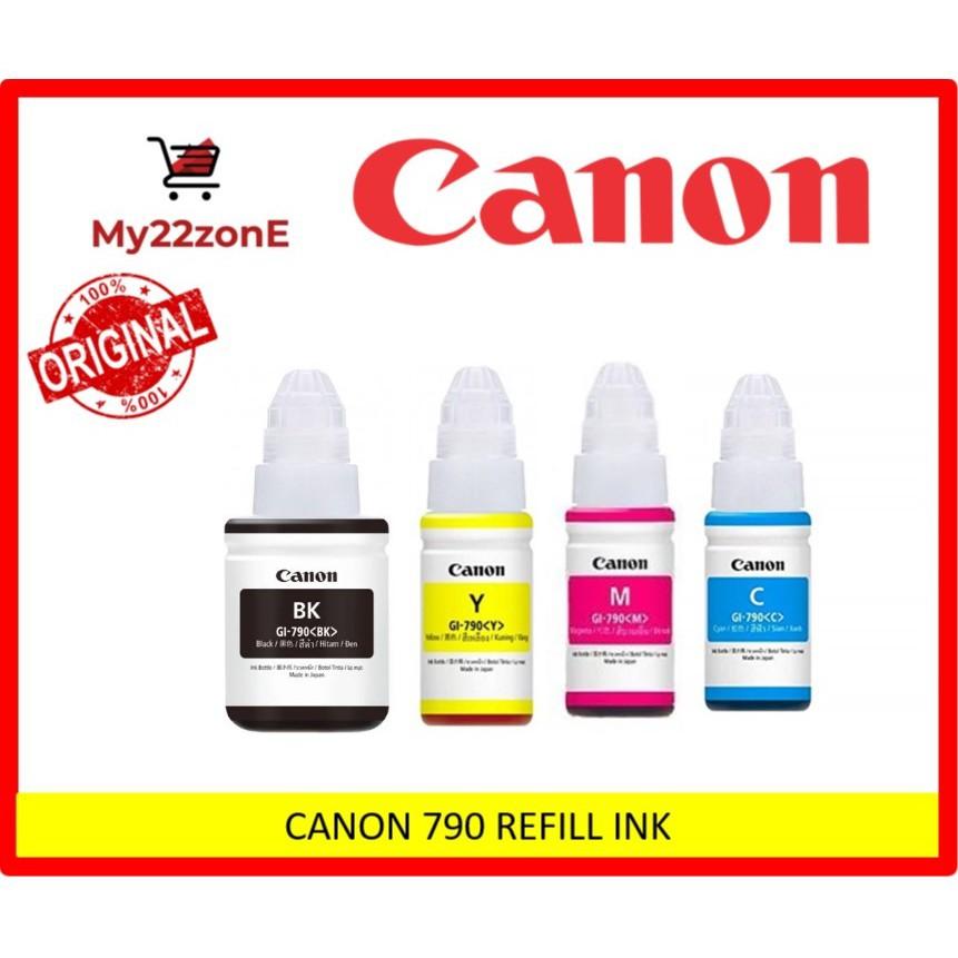 Canon GI-790 Refill Ink
