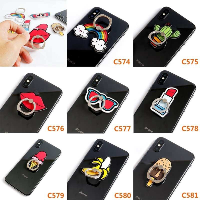 Cellphones & Telecommunications 2019 New Design 1 Piece 3d Silicone Phone Holder Stand Cartoon Bear Kitty Melody Smartphone Desk Tablet Holder Support Volume Large Mobile Phone Accessories