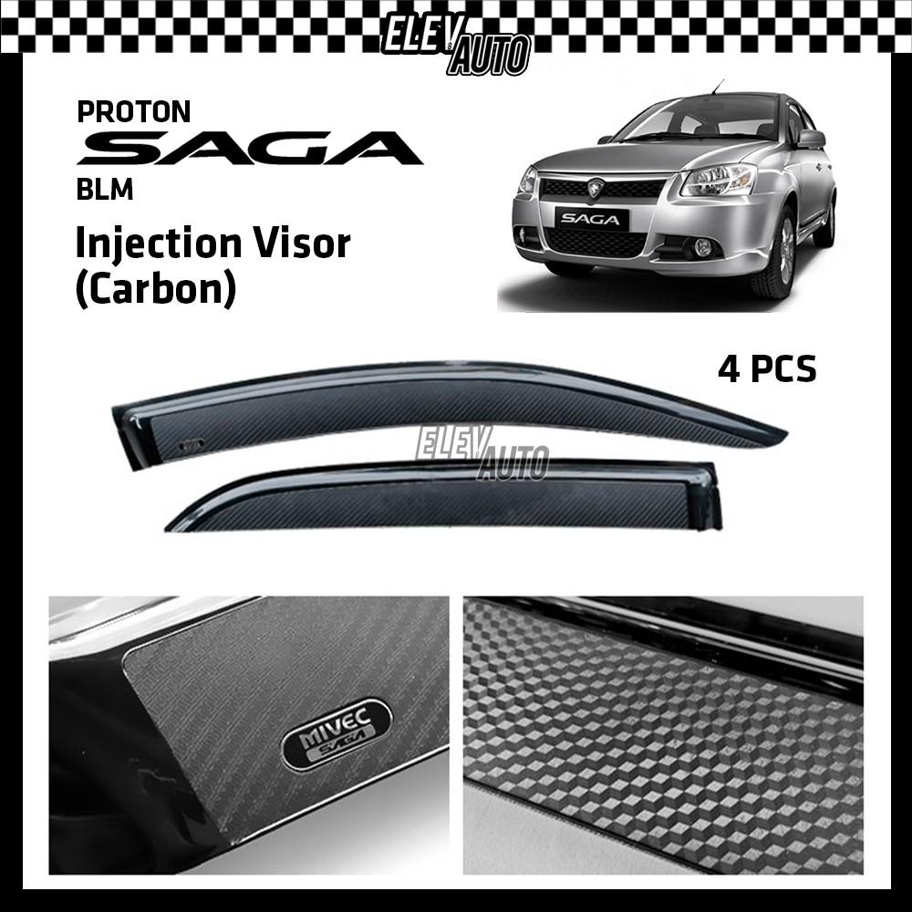 Proton Saga BLM CARBON Injection Door Visor