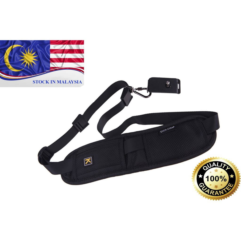 Caden Quick Neck Shoulder Strap Belt For Canon Nikon Sony Pentax (Ready Stock In Malaysia)