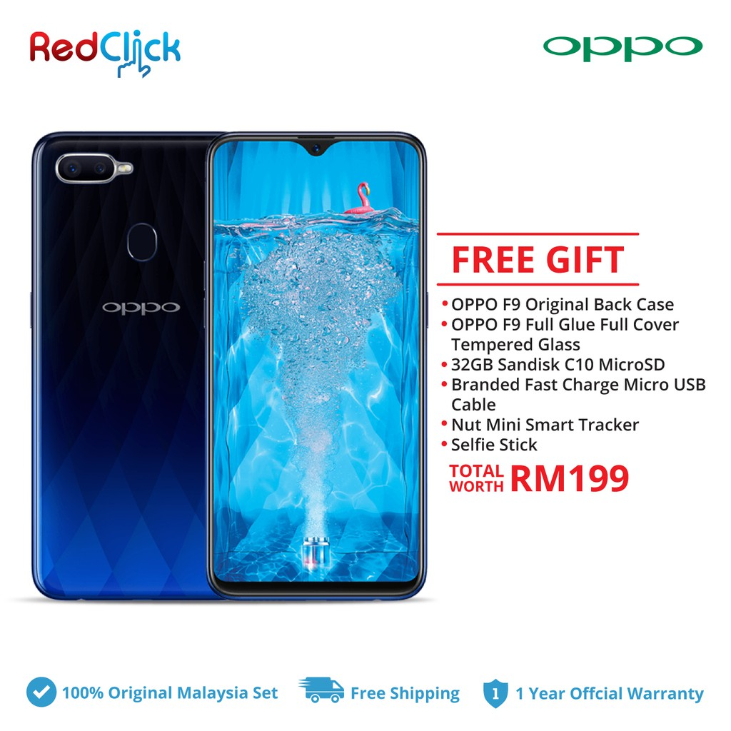 F9 Oppo Mobile Phones Online Shopping Sales And Promotions Blue Ram 4gb 64gb Gadgets Sept 2018 Shopee Malaysia