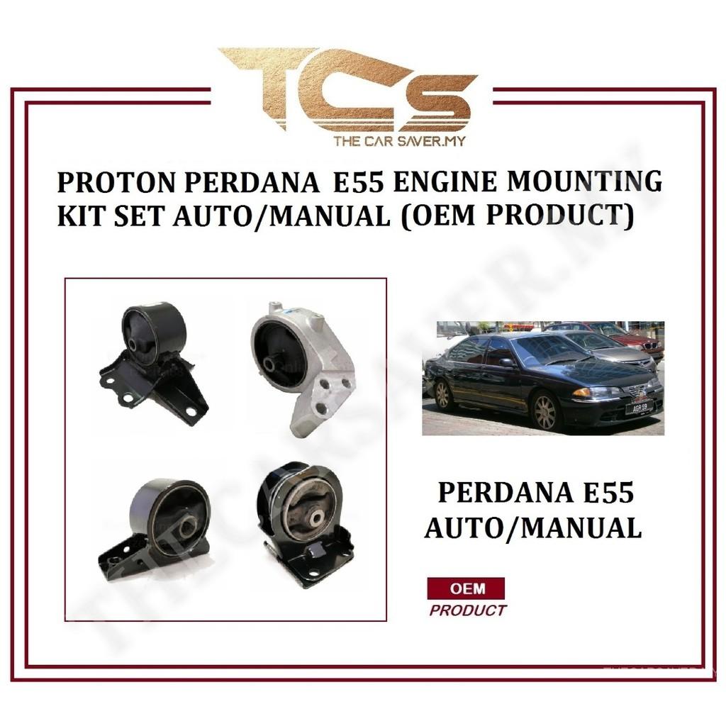 Proton Perdana E55 Engine Mounting Kit Set (Auto/Manual)OEM Product