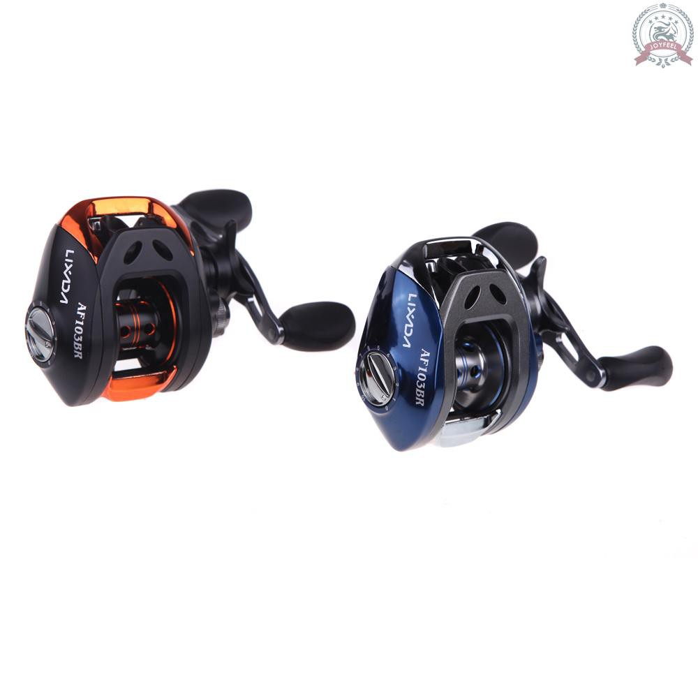 AF103 10+1BB Ball Bearings Right Hand Bait Bait casting Fishing Reel 6.3:1 Gear