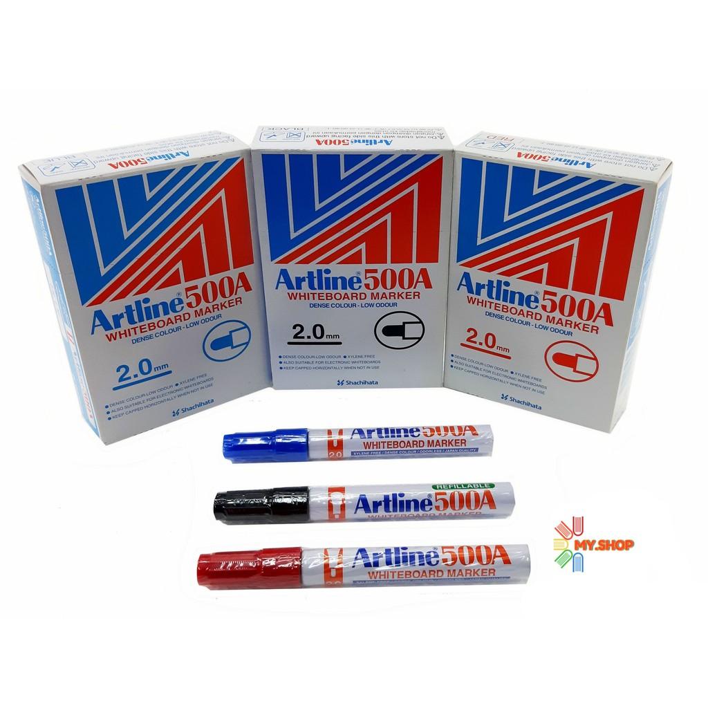 Artline 500A Whiteboard Marker EK-500A