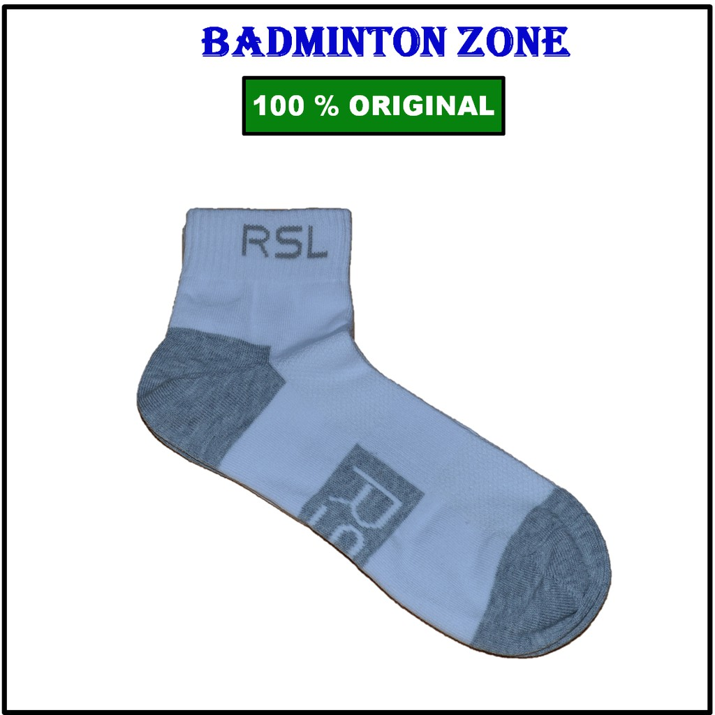 7c82d5f38 RSL Sports Socks (Grey) (1 pair) | Shopee Malaysia