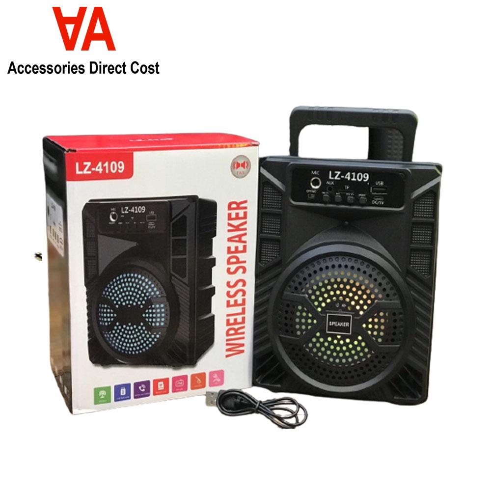 LZ-4109 BLUETOOTH WIRELESS SPEAKER TWS