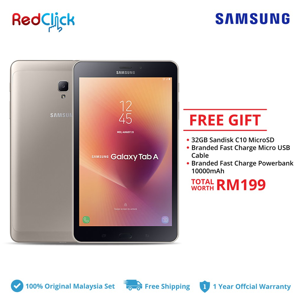 Harga Samsung Galaxy Tab A6 7 Inch A 2016 Sm T285 Black Termurah 70 15gb 8gb 3 Free Gift Worth