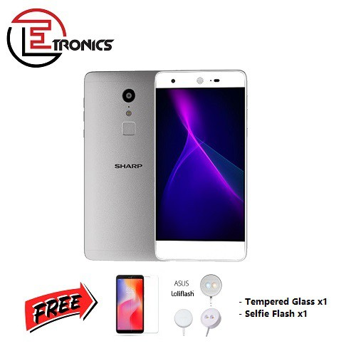 Sharp Z2,(4GB+32GB ROM) Official Malaysia Set With FREEBIES PROMO!!