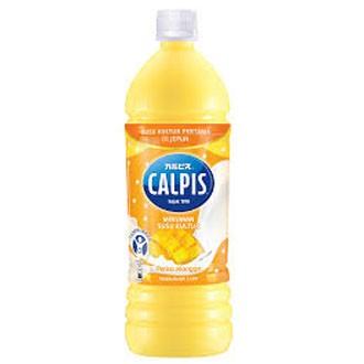 Calpis Smooth Cultured Milk Drink 1L SAKURA /Manggo
