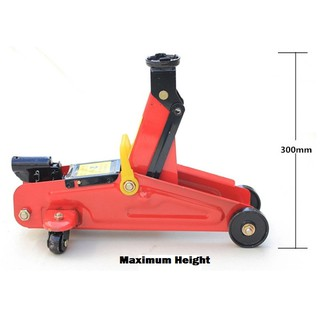 2 Ton Hydraulic Portable Floor Jack With Box (For Car ...