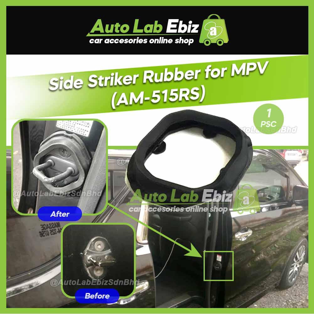 Side Striker Rubber for MPV Toyota Alphard Vellfire ANH20 & ANH30/Voxy/Estima ACR50/Nissan Serena C24 C26 C27 (AM-515RS)
