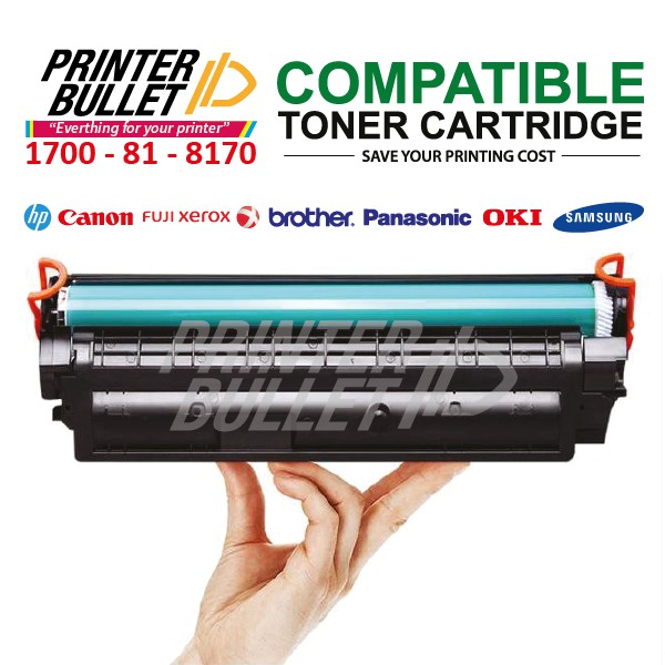 5 unit Canon 325 / Canon Cartridge 325 High Quality Compatible Toner Cartridge