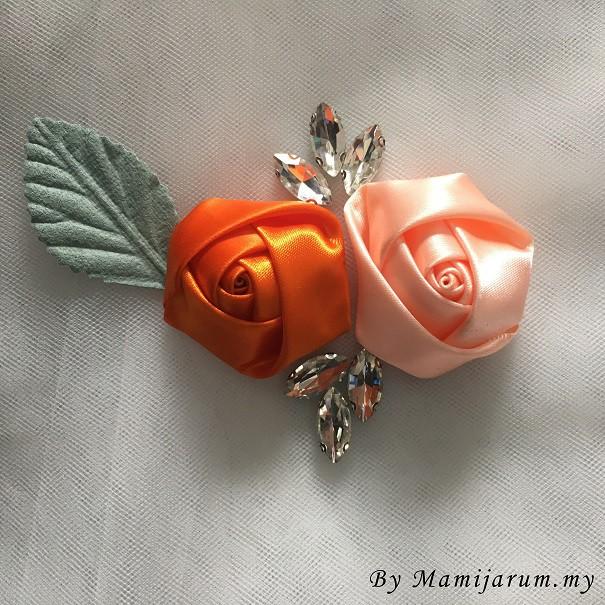 BeeBlinG Iron On Chunky Beads Mix Bunga 3D (D12) RM 4.80 / PCS