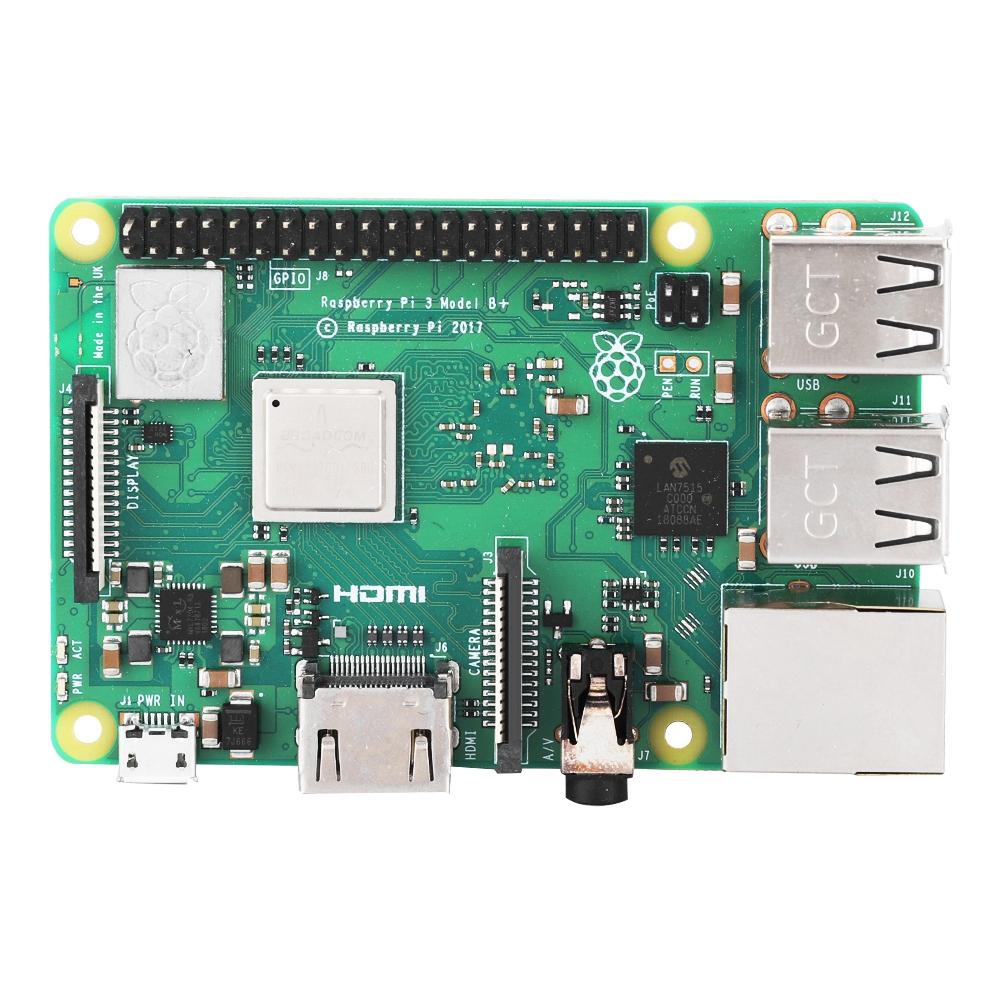 Raspberry Pi 3 Model B+ Quad Core 1 4GHz 5GHz WiFi 4 USB 0 2