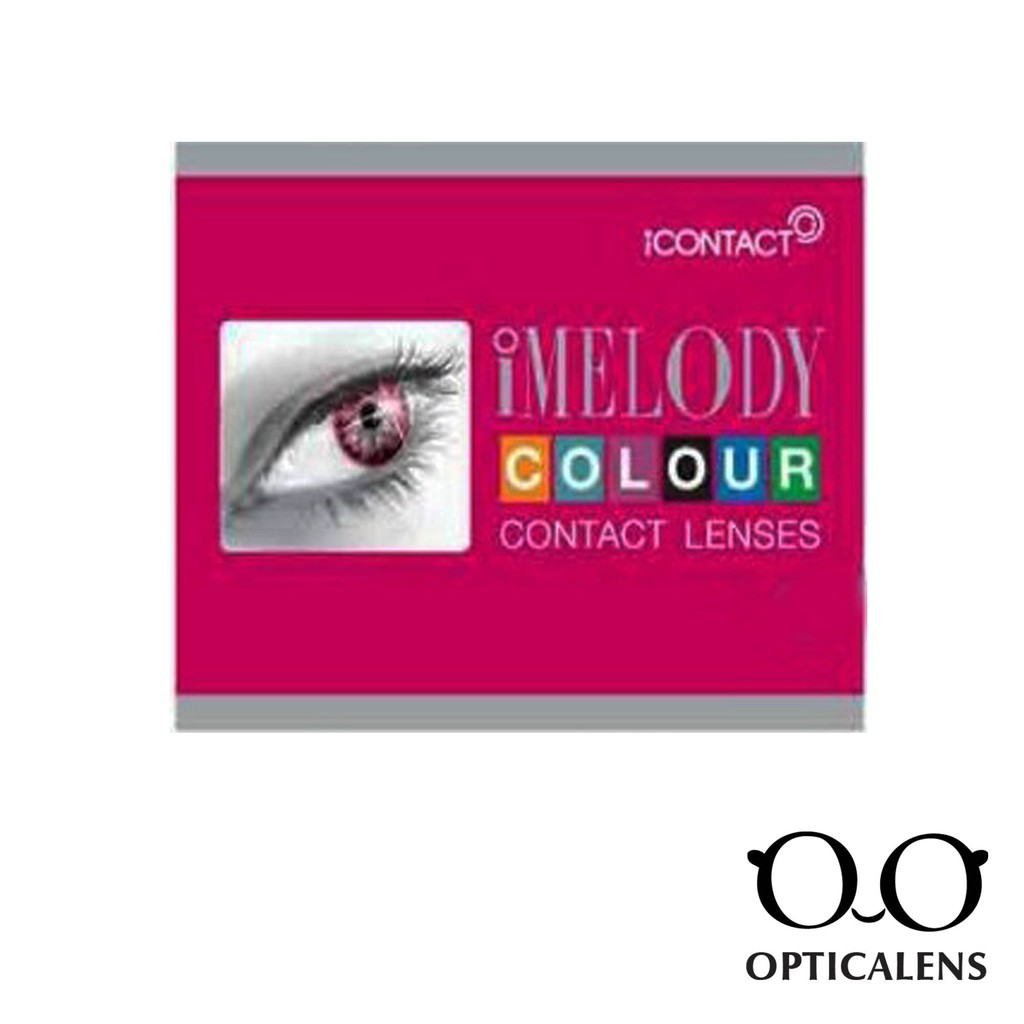 184a4b13ecb IContact iMelody Cosmetic Colour Monthly Disposable Contact Lenses ...