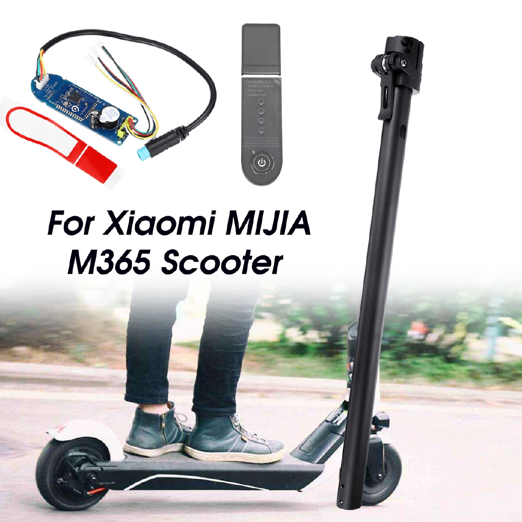 3 in 1 Folding Pole + Circuit Board +Scooter Panel For Xiaomi MIJIA M365  Scooter
