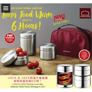 69a2a98d8c70 Kitchen Art Rafale LCH store Premium Thermos Lunch Box Cabin 1080 ml ...