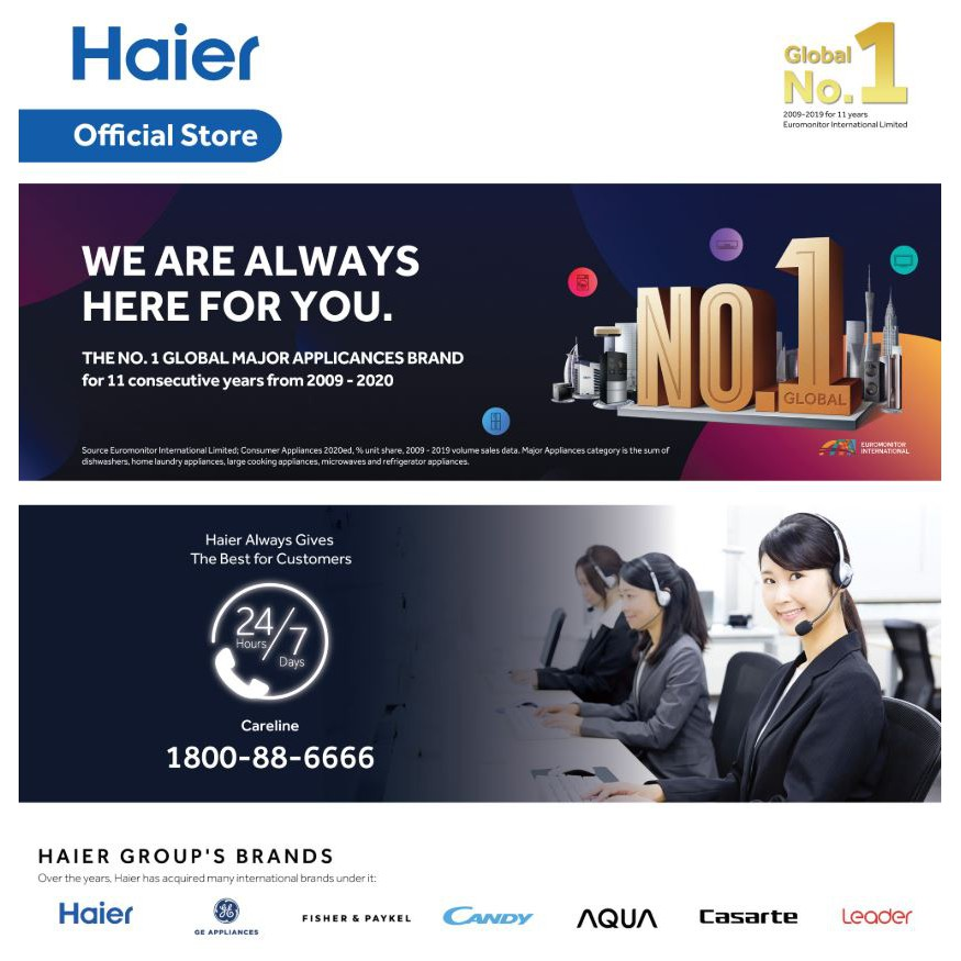 Haier Oven - HWO60S4MX1