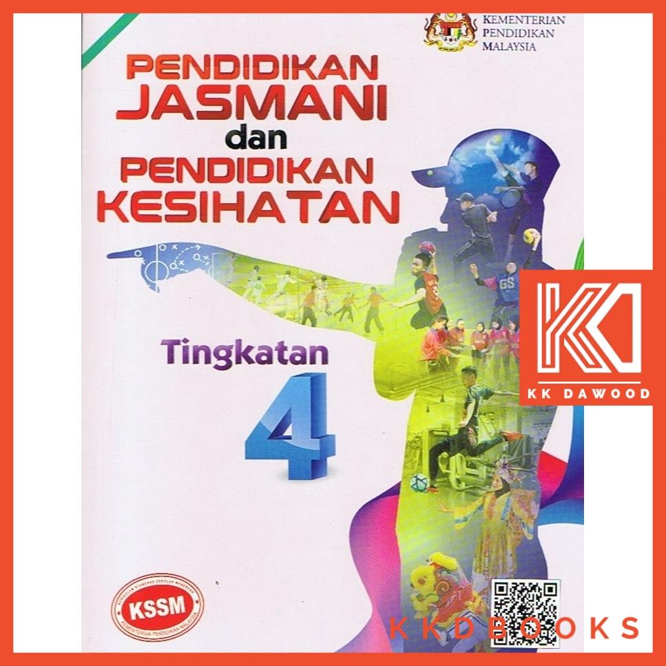 Buku Teks Tingkatan 4 Pendidikan Jasmani Dan Pendidikan Kesihatan Shopee Malaysia