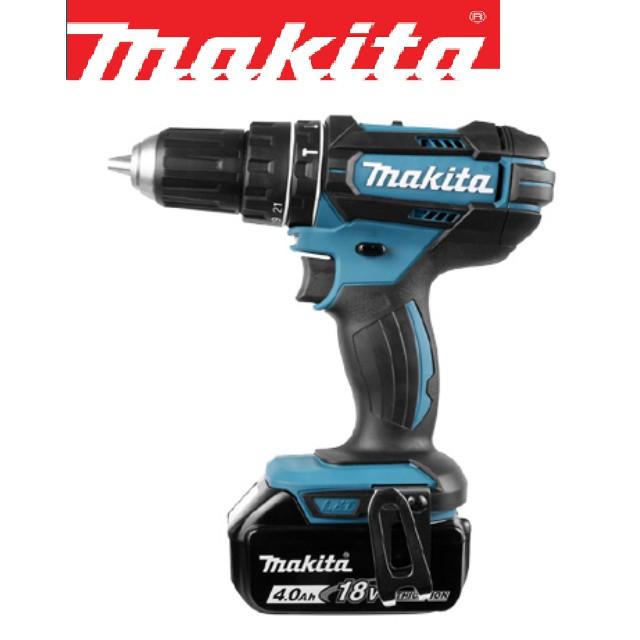 MAKITA DHP482RFE Cordless Drill Hammer Driver Drill.