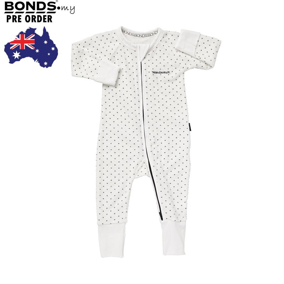Bonds Baby Safari POODLETTE COZYSUIT Unisex