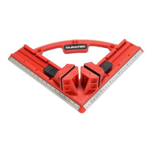 DURATEC 816 90º Degree Plastic Angle Wood Clamp 175MM (L) x 175MM (W)