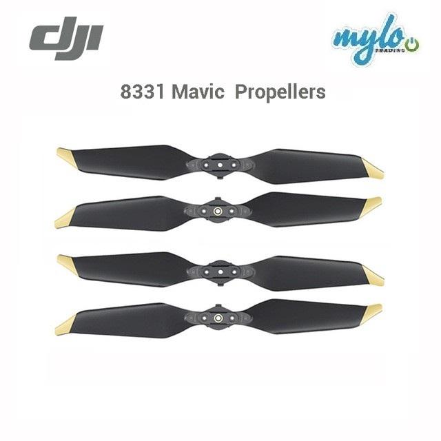 DJI Mavic Pro Low-Noise Propellers (1 Pair)