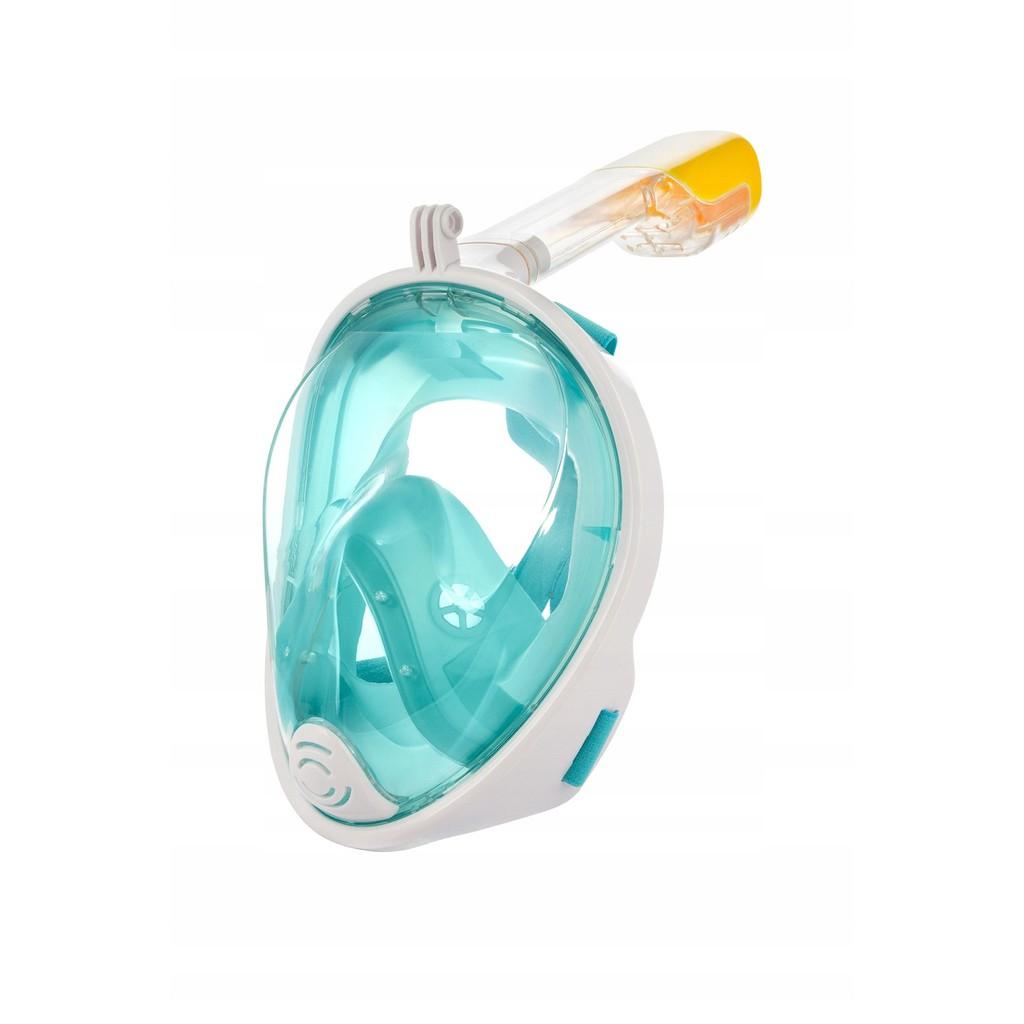 (สินค้าพร้อมส่ง)Diving mask หน้ากากดำน้ำและท่อหน้ากากดำน้ำแบบเต็