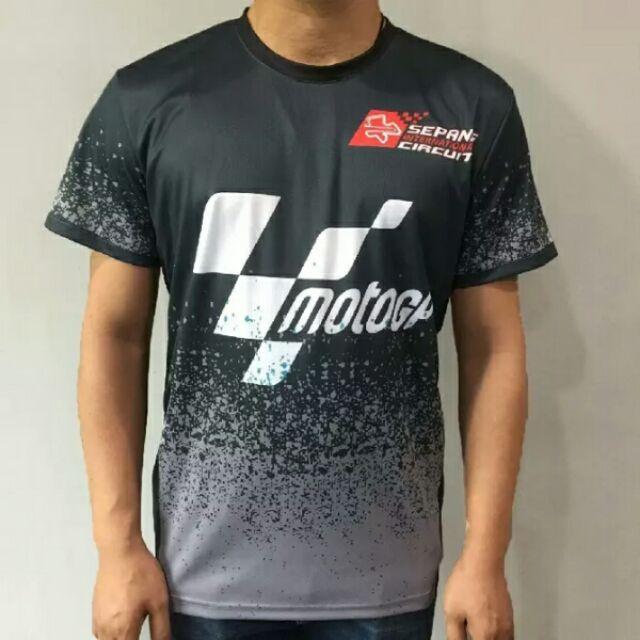 e45d8c6d Sepang MotoGP T-shirt | Shopee Malaysia